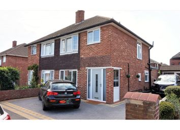 3 bed semi-detached house for sale in Waverley Road, Portsmouth PO6