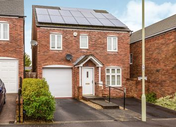 Thumbnail 3 bed detached house for sale in Church Bell Sound, Cefn Glas, Bridgend