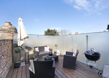 Thumbnail 3 bed flat to rent in Querrin Street, Fulham