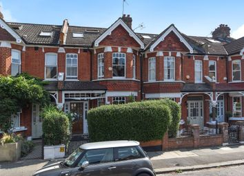 Thumbnail 4 bed terraced house for sale in Melrose Avenue, Wimbledon Park, London
