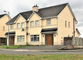 Thumbnail 3 bed semi-detached house for sale in 44 West View, Cloonfad, Roscommon County, Connacht, Ireland