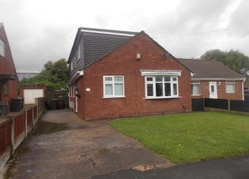 Thumbnail 3 bed semi-detached bungalow for sale in Hamilton Road, Hindley Green, Wigan