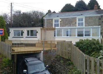 Thumbnail 3 bed semi-detached house for sale in Brea, Camborne, Cornwall