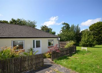 Thumbnail 2 bed terraced bungalow for sale in St Clement Parc, Truro, Cornwall