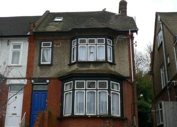 Thumbnail 1 bed flat to rent in Ashburnham Road, Town Centre, Beds