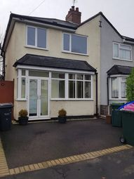 Thumbnail 3 bed property to rent in Merrions Close, Great Barr, Birmingham