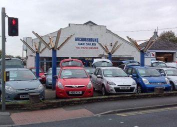 Thumbnail Parking/garage for sale in Crossroads Garage, Poulton-Le-Fylde