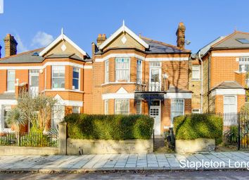 Thumbnail 3 bed flat to rent in Idmiston Road, London