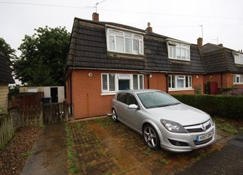 Thumbnail 2 bed semi-detached house for sale in Sussex Road, Kettering