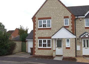 Thumbnail 3 bed property to rent in Century Close, Faringdon, Oxfordshire