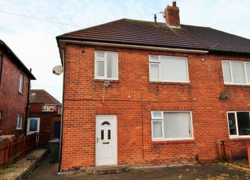 Thumbnail 3 bed semi-detached house for sale in Horton Avenue, Shiremoor, Newcastle Upon Tyne, Tyne And Wear