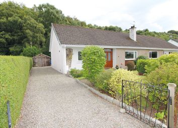 Thumbnail 3 bed semi-detached bungalow for sale in Drumblair Crescent, Inverness