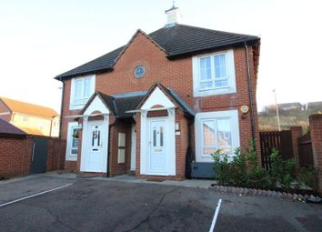 Thumbnail 1 bed flat to rent in Devereux Road, Chafford Hundred, Grays