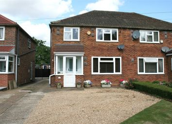 Thumbnail 3 bed semi-detached house for sale in Friar Road, Yeading, Hayes