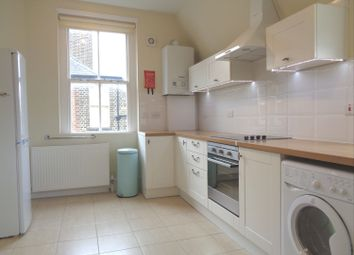 Thumbnail 3 bed flat to rent in Talgarth Road, West Kensington, Barons Court