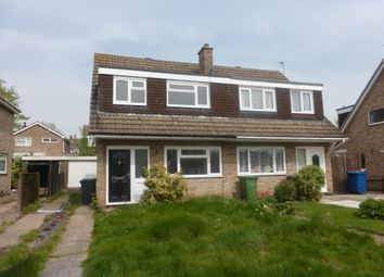 3 bed semi-detached house to rent in Collett, Tamworth B77