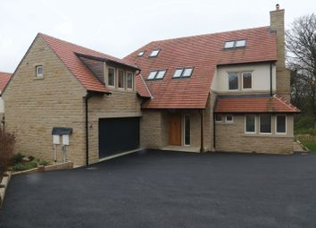 Thumbnail 5 bed detached house for sale in Fixby Road, Fixby, Huddersfield