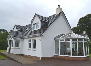 Thumbnail 4 bed detached house for sale in 7 The Paddock, Brodick, Isle Of Arran