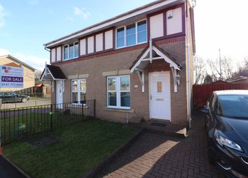 Thumbnail 3 bed semi-detached house for sale in Battlesburn Drive, Tollcross
