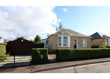 Thumbnail 3 bed detached bungalow for sale in Braemar Gardens, Falkirk