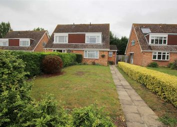 Thumbnail 3 bed semi-detached house to rent in Grenidge Way, Oakley, Bedford