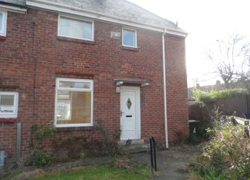 Thumbnail 2 bed semi-detached house to rent in Staward Terrace, Walker, Newcastle Upon Tyne