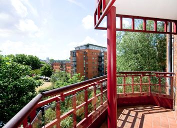 Thumbnail 1 bed flat for sale in Johnson Lodge, Carlton Gate, Admiral Walk, London