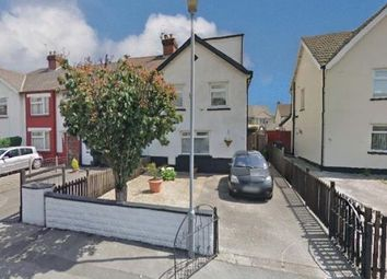 Thumbnail 4 bedroom end terrace house for sale in Meredith Road, Cardiff, Caerdydd