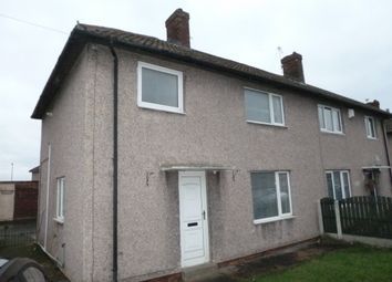 Thumbnail 3 bed semi-detached house to rent in Lynwood Crescent, Fitzwilliam, Pontefract