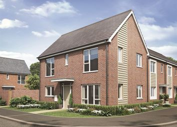 Thumbnail 3 bed semi-detached house for sale in Hilton Valley, Hilton, Derby