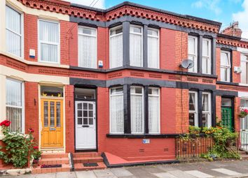 Thumbnail 3 bedroom terraced house for sale in Windbourne Road, Aigburth, Liverpool