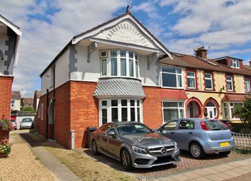 Thumbnail 3 bedroom end terrace house for sale in Hawthorn Crescent, Cosham, Portsmouth