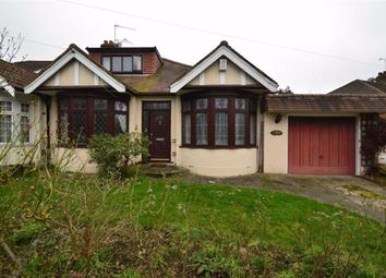 Thumbnail 4 bedroom semi-detached bungalow for sale in Roding Lane South, Redbridge
