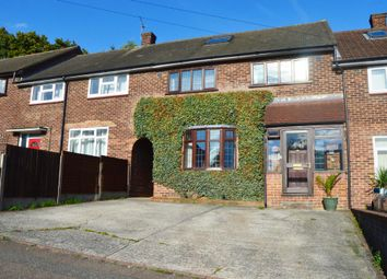 Thumbnail 3 bed terraced house for sale in Wigton Road, Romford
