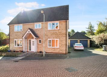 Thumbnail 4 bed detached house for sale in The Chase, Martlesham Heath, Ipswich