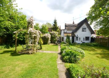 Thumbnail 3 bed cottage for sale in Spains Hall Road, Finchingfield, Braintree