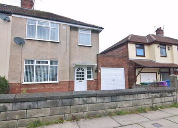 Thumbnail 3 bed semi-detached house for sale in Linkside Road, Woolton, Liverpool