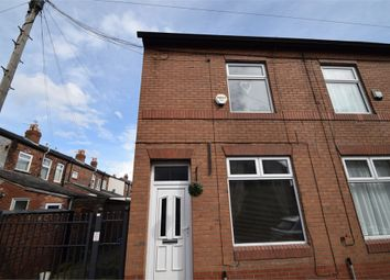 Thumbnail 2 bed end terrace house for sale in Broadfield Road, Reddish, Stockport, Cheshire