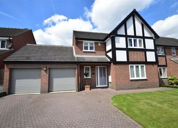 Thumbnail 4 bed detached house for sale in Wellington Park, Shirland, Alfreton