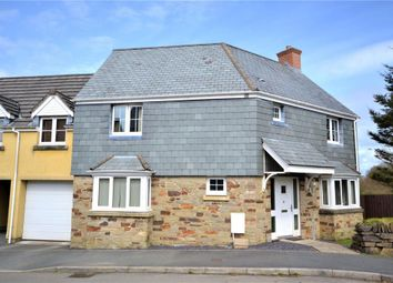 3 bed link-detached house for sale in Lady Beam Court, Kelly Bray, Callington, Cornwall PL17