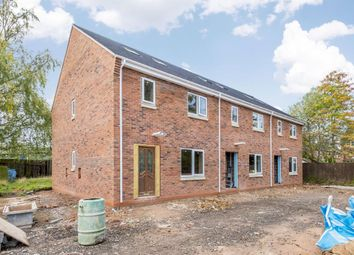 Thumbnail 3 bed terraced house for sale in Cheshire Point Station Road, Madeley, Crewe