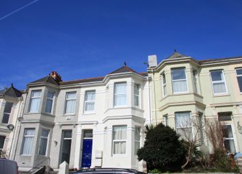 Thumbnail 1 bed flat to rent in Neath Road, Plymouth