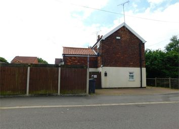 Thumbnail 2 bed end terrace house for sale in Dam Road, Barton-Upon-Humber, Lincolnshire