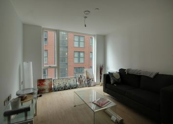 Thumbnail 2 bed flat to rent in 7 Dyche Street, Manchester