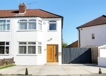 Thumbnail 3 bed end terrace house for sale in Eastbury Avenue, Enfield