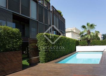 Thumbnail 4 bed apartment for sale in Spain, Barcelona, Barcelona City, Zona Alta (Uptown), Sarrià, Bcn7721