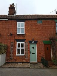 Thumbnail 2 bed terraced house for sale in Town Road, Fleggburgh, Great Yarmouth