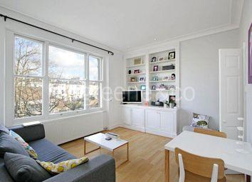 Thumbnail 1 bedroom flat to rent in Belsize Square, Belsize Park, London