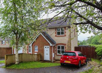 Thumbnail 2 bed semi-detached house to rent in Sindercombe Close, Pontprennau, Cardiff