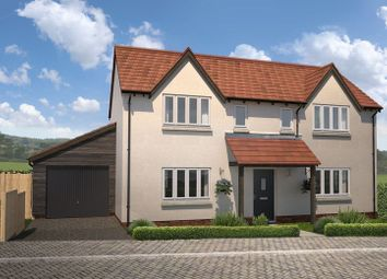 Thumbnail 4 bed detached house for sale in King Alfred Way, Newton Poppleford, Sidmouth